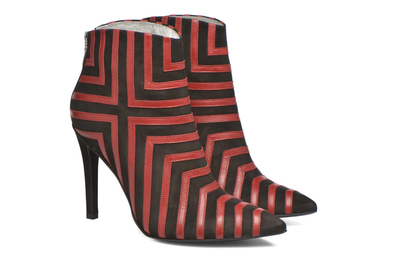 Stiefeletten & Boots Free Lance Itlys 9 bootmulstray rot 3 von 4 ansichten