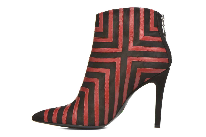 Stiefeletten & Boots Free Lance Itlys 9 bootmulstray rot ansicht von vorne
