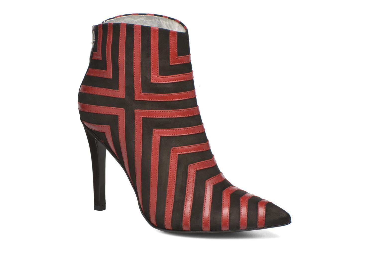 Stiefeletten & Boots Free Lance Itlys 9 bootmulstray rot detaillierte ansicht/modell