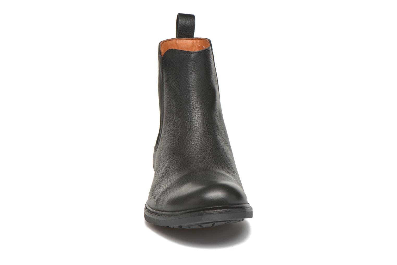 Bottines et boots Aigle Greton Chelsea Noir vue portées chaussures