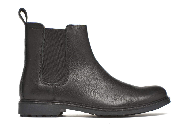 Stiefeletten & Boots Aigle Greton Chelsea schwarz ansicht von hinten