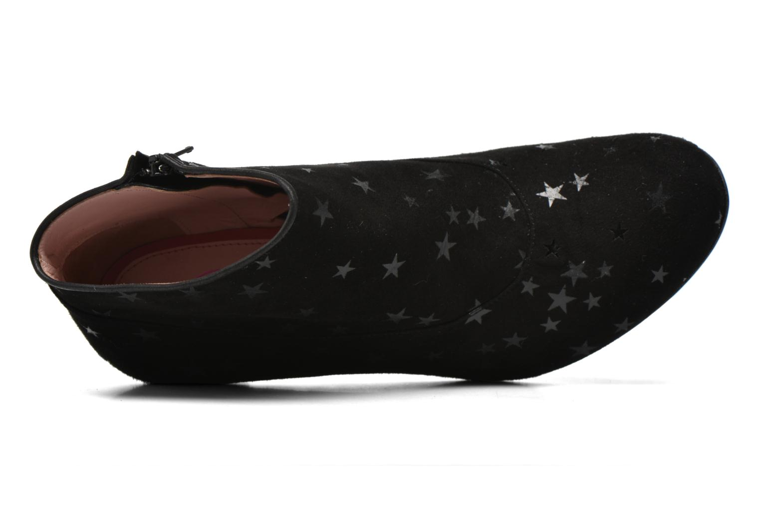Ankle boots Annabel Winship Snoopdog Black view from the left