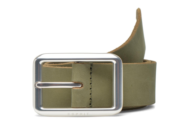 Gürtel Esprit Color basic Belt grün detaillierte ansicht/modell