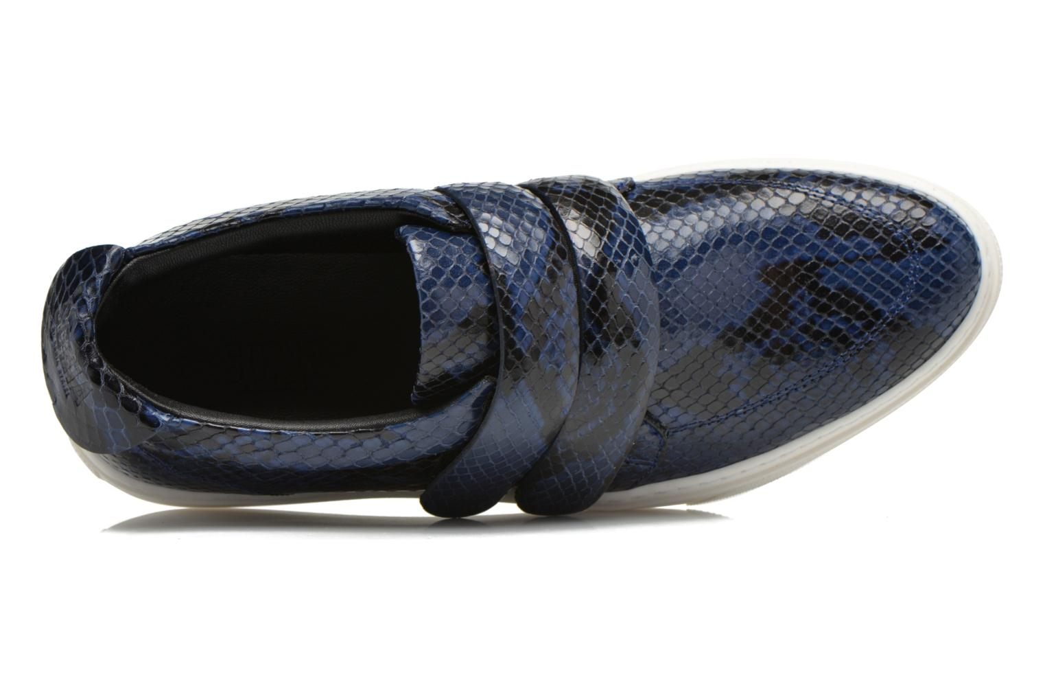 Trainers Sonia Rykiel Screw Blue view from the left