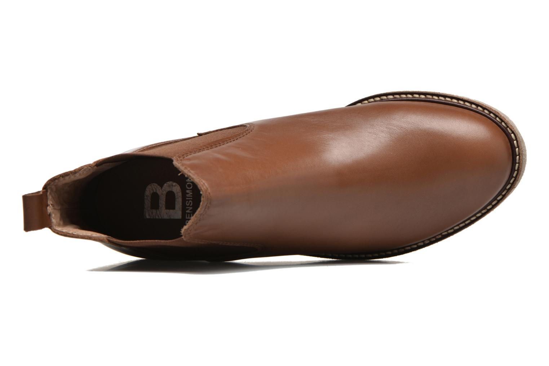 Bottines et boots Bensimon Boots semelle crepe Marron vue gauche