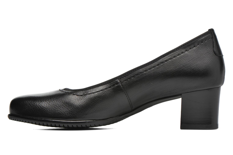 High heels Hassia Paris 4801 Black front view