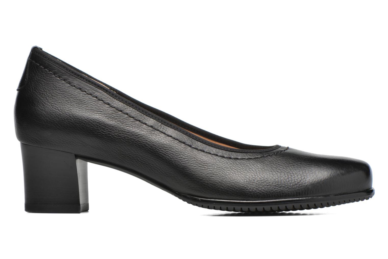 High heels Hassia Paris 4801 Black back view