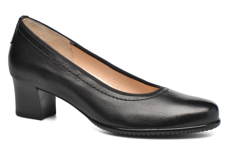 High heels Hassia Paris 4801 Black detailed view/ Pair view