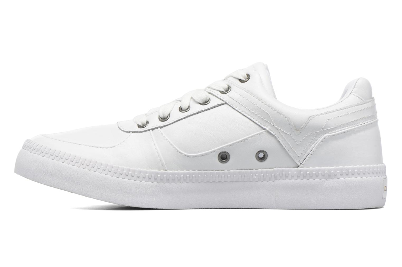 S-Spaark Low Full white