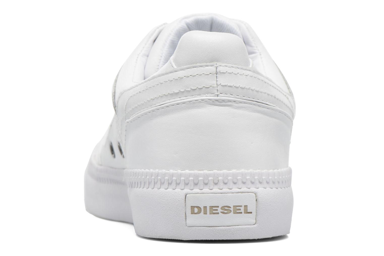 Baskets Diesel S-Spaark Low Blanc vue droite