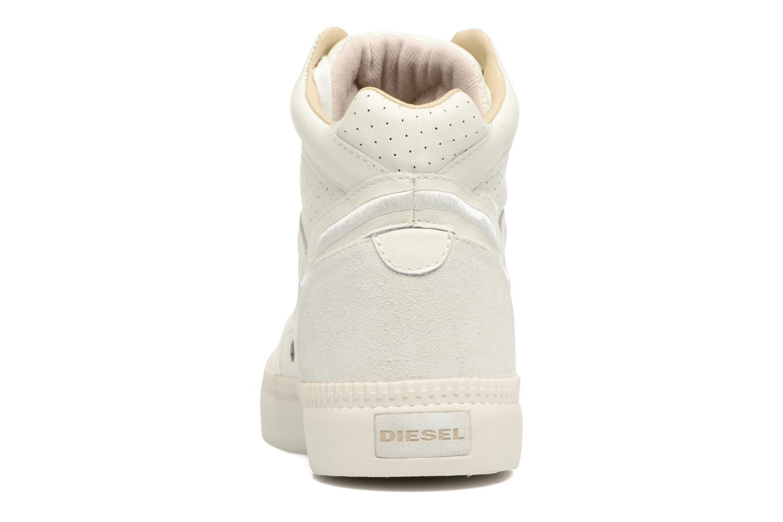 Baskets Diesel S-Spaark Mid Blanc vue droite
