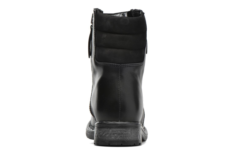 Bottines et boots Diesel D-My Rock Pad Noir vue droite