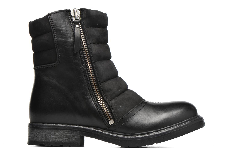 Bottines et boots Diesel D-My Rock Pad Noir vue derrière
