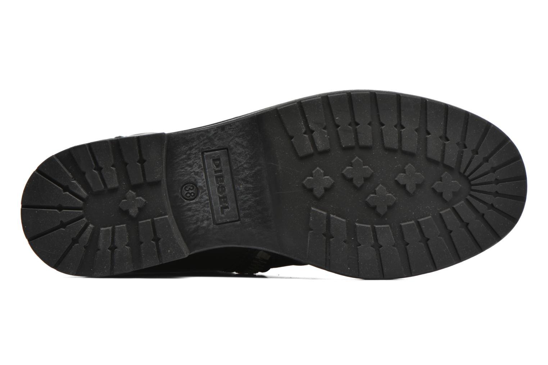 Bottines et boots Diesel D-My Rock Pad Noir vue haut