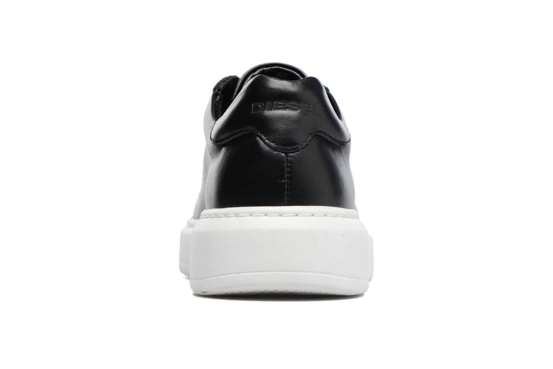 Baskets Diesel S-Vsoul W Noir vue droite