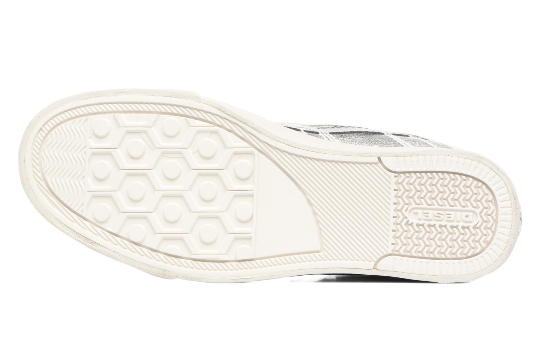 Sneaker Diesel D-String Plus W silber ansicht von oben