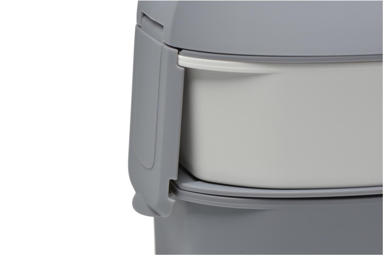 Divers G. Lunch Bento box poignée amovible Gris vue gauche