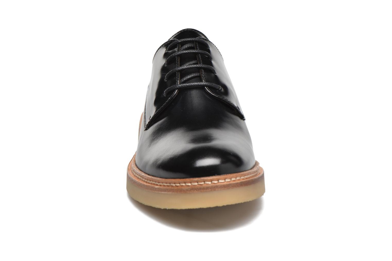 Chaussures à lacets Heyraud Damia Noir vue portées chaussures