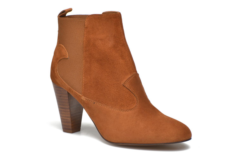 Heyraud Daisy (Marron) - Bottines et boots chez Sarenza (270869)
