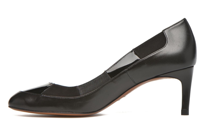 High heels Heyraud Danna Black front view