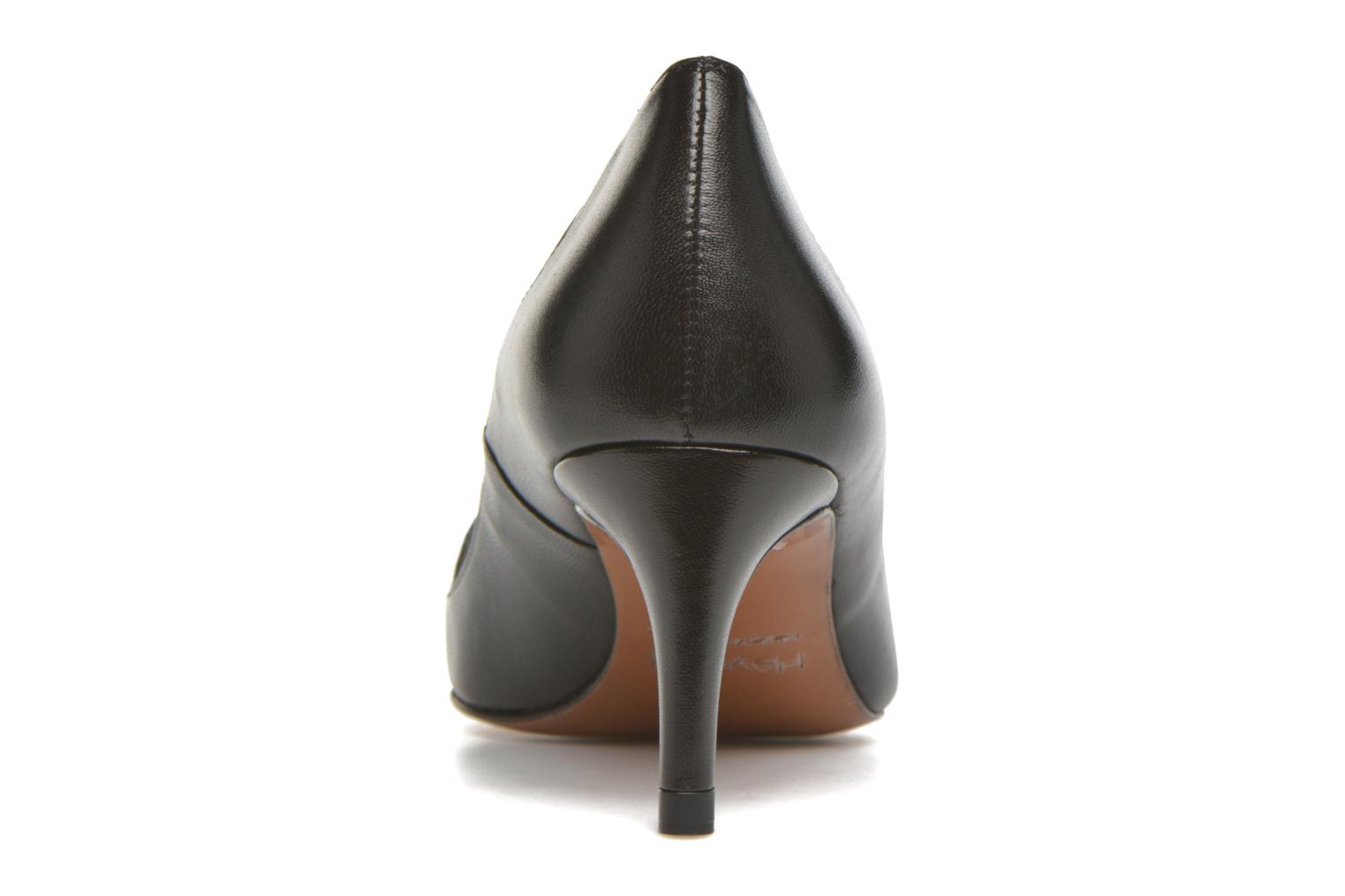 High heels Heyraud Danna Black view from the right