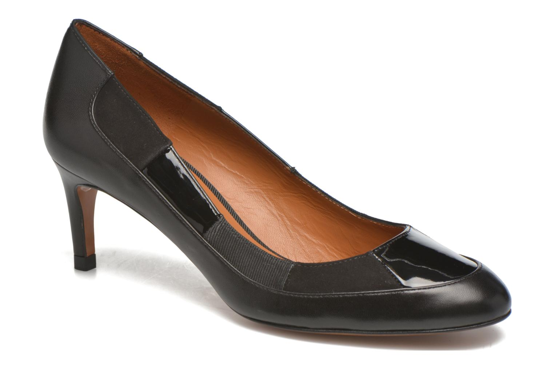 High heels Heyraud Danna Black detailed view/ Pair view
