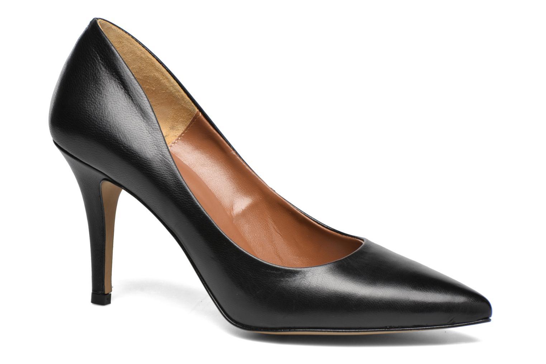 Pumps Georgia Rose Berenna schwarz detaillierte ansicht/modell