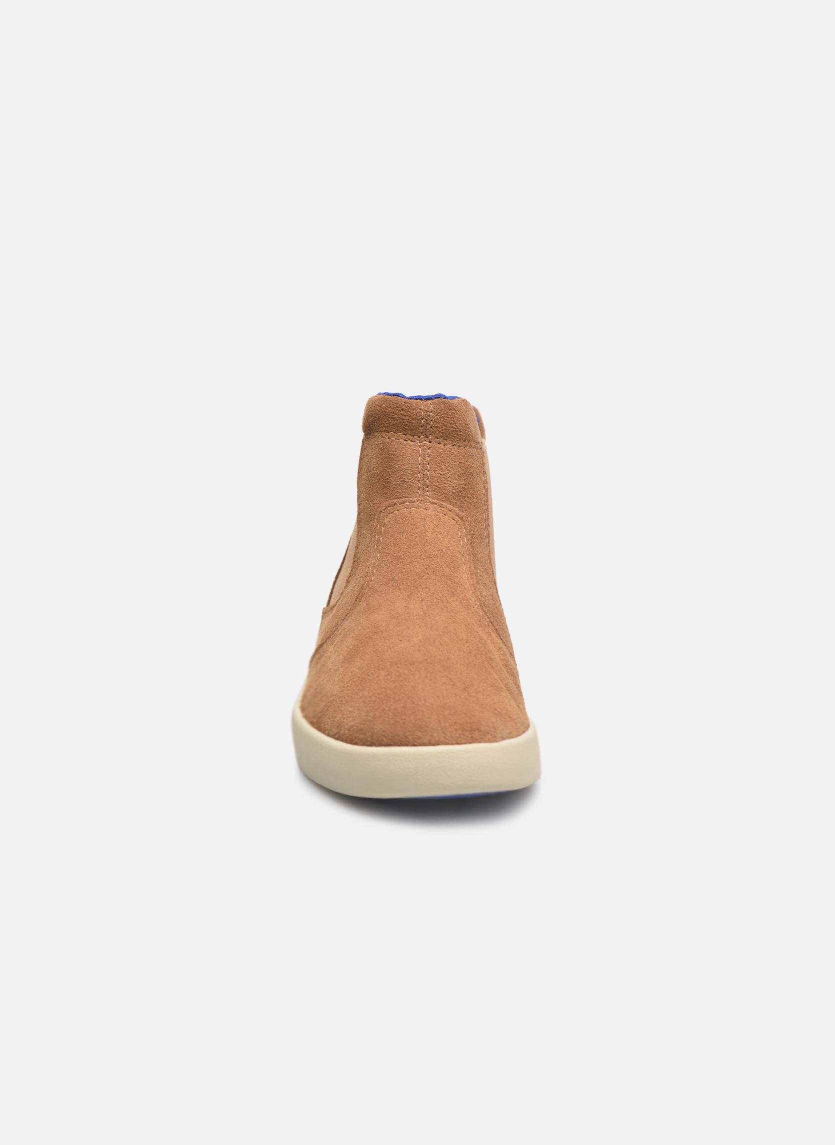 Bottines et boots UGG Hamden Marron vue portées chaussures
