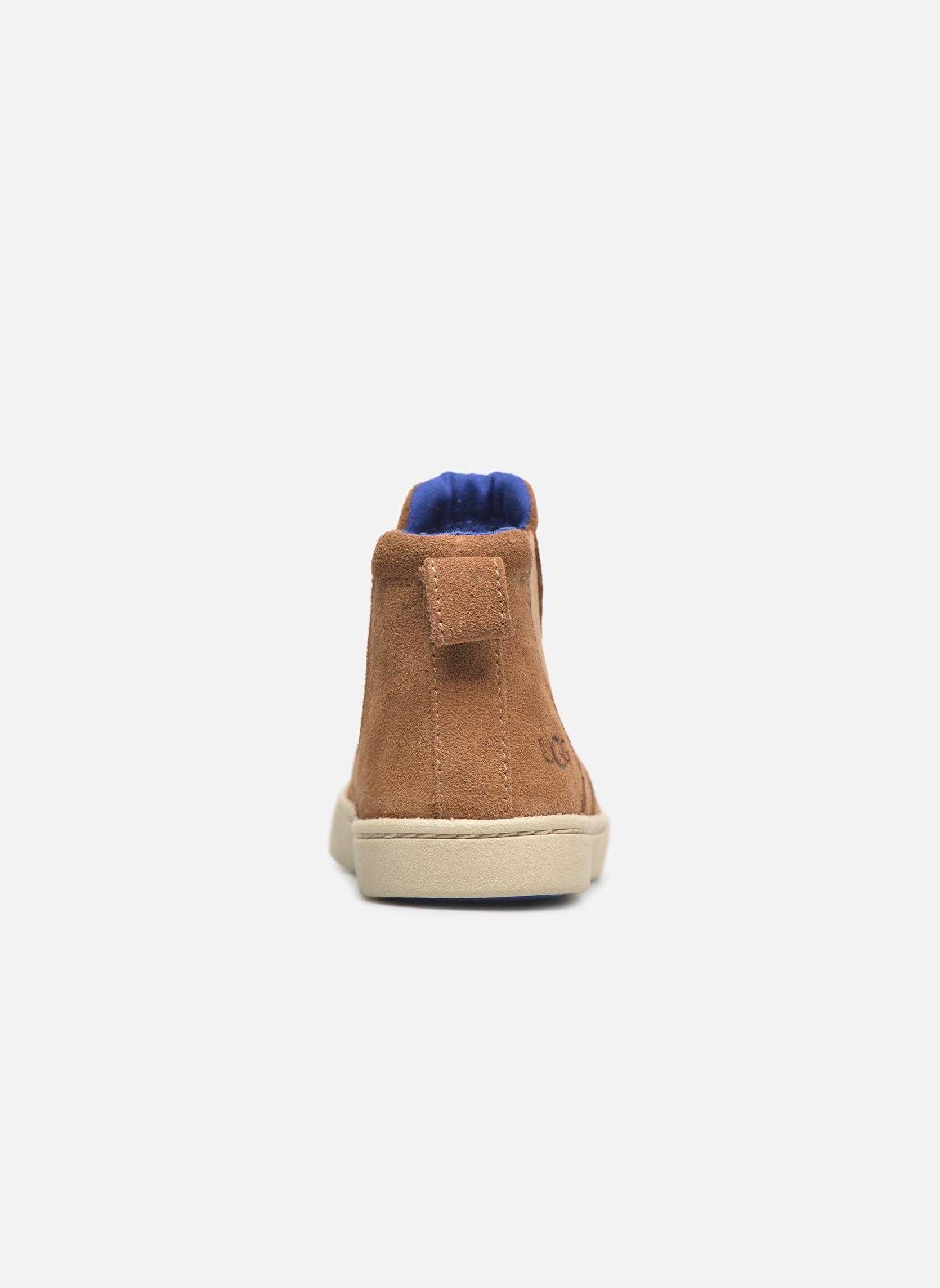 Stiefeletten & Boots UGG Hamden braun ansicht von rechts