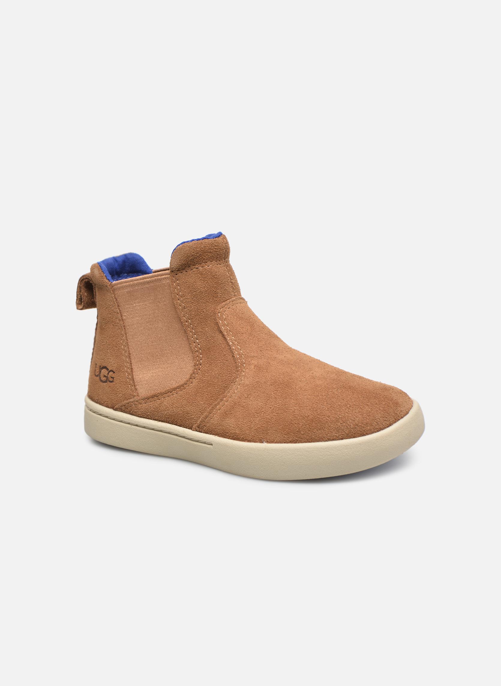 Bottines et boots UGG Hamden Marron vue détail/paire
