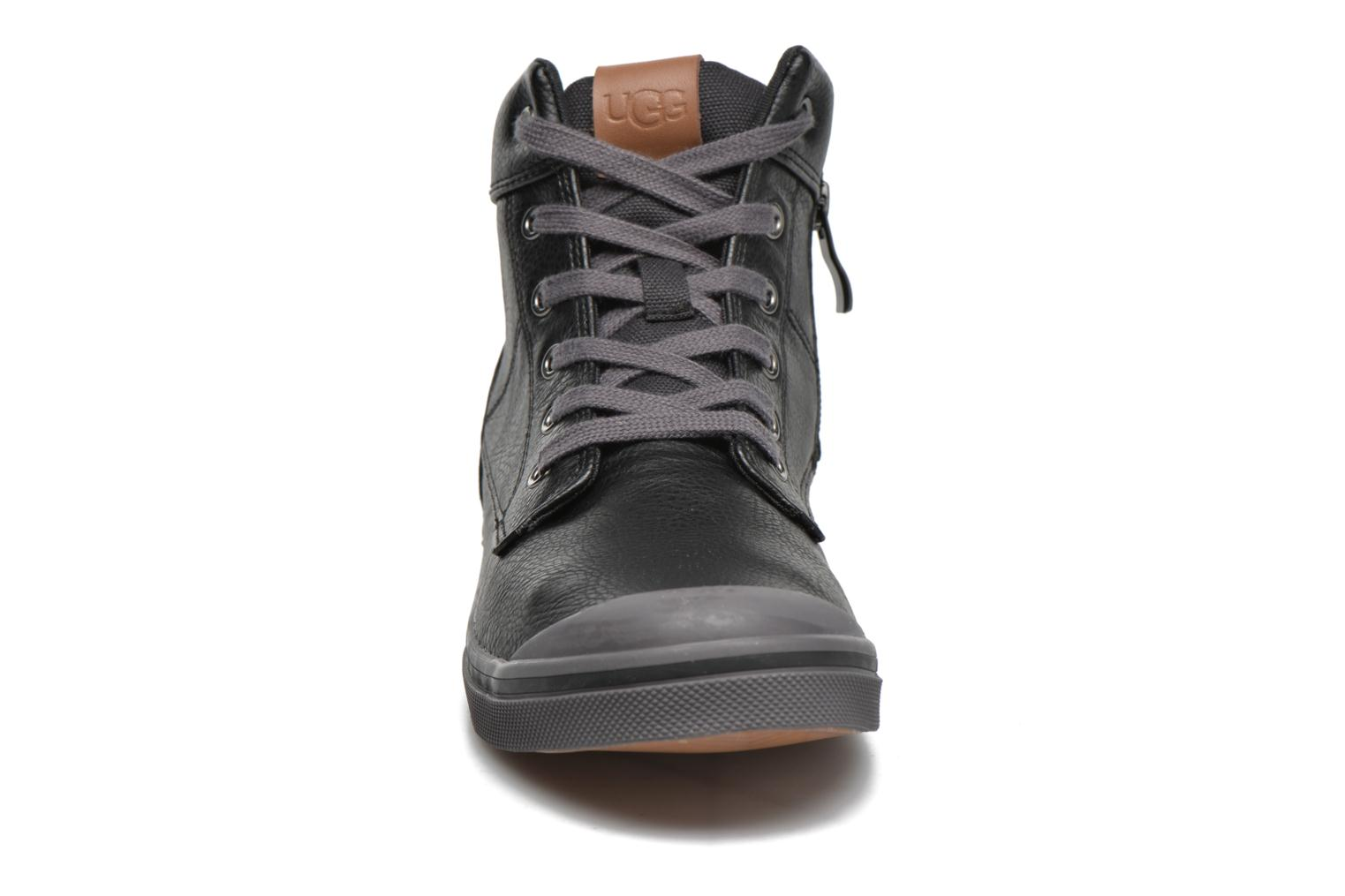Damian Tumbled Black