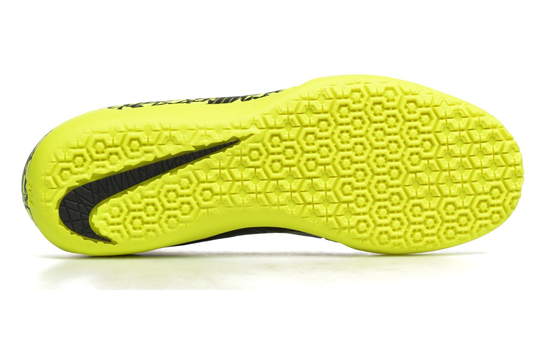 Deportivas Nike Jr Hypervenomx Phelon II Ic Negro vista de arriba