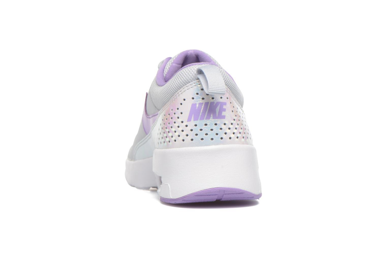 Baskets Nike Nike Air Max Thea Se (Gs) Gris vue droite