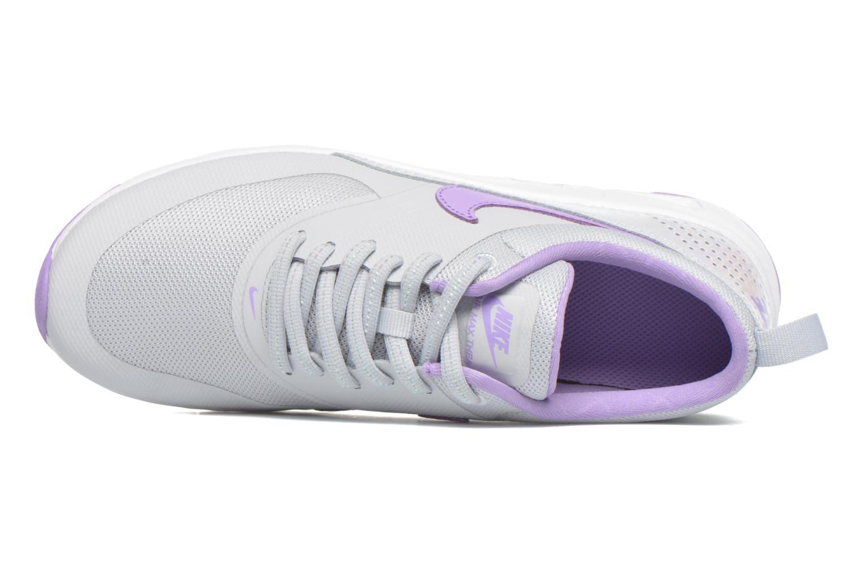 Sneakers Nike Nike Air Max Thea Se (Gs) Grigio immagine sinistra