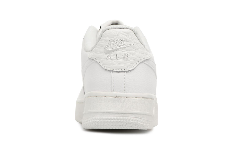 Baskets Nike Air Force 1 Lv8 (Gs) Blanc vue droite