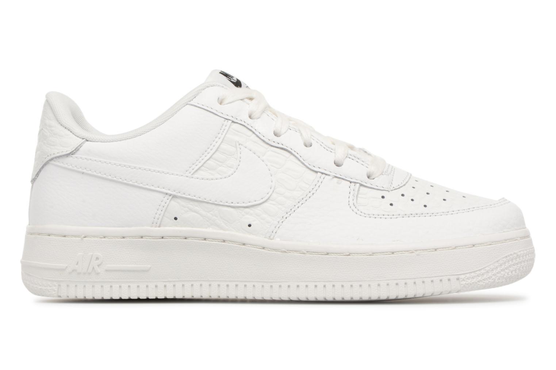 Baskets Nike Air Force 1 Lv8 (Gs) Blanc vue derrière