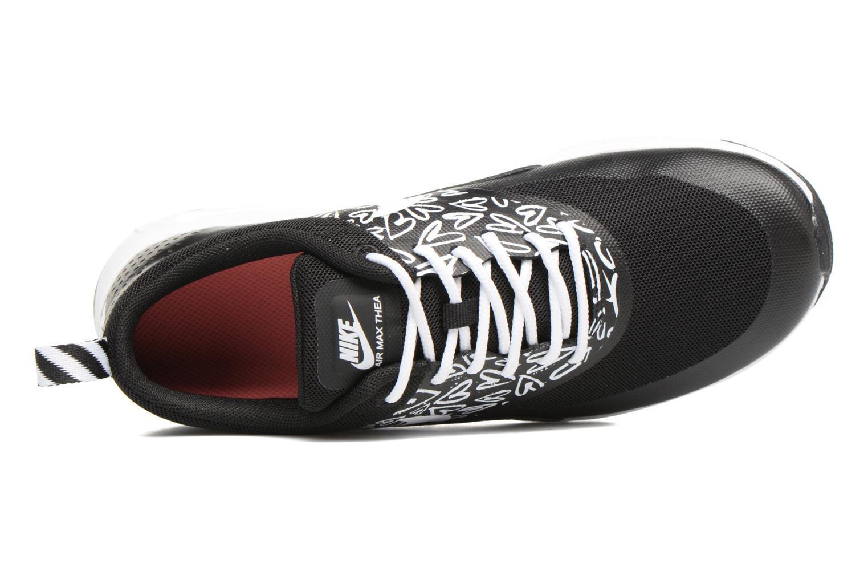 Baskets Nike Nike Air Max Thea Print (Gs) Noir vue gauche