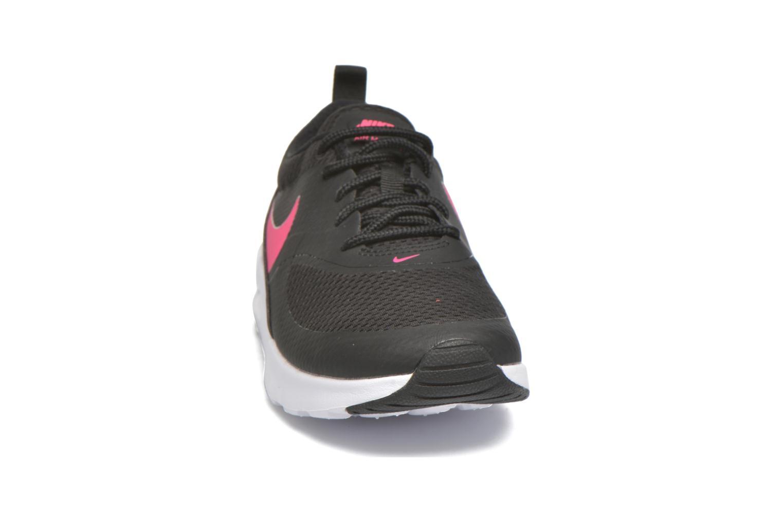 Sneaker Nike Nike Air Max Thea (Ps) schwarz schuhe getragen