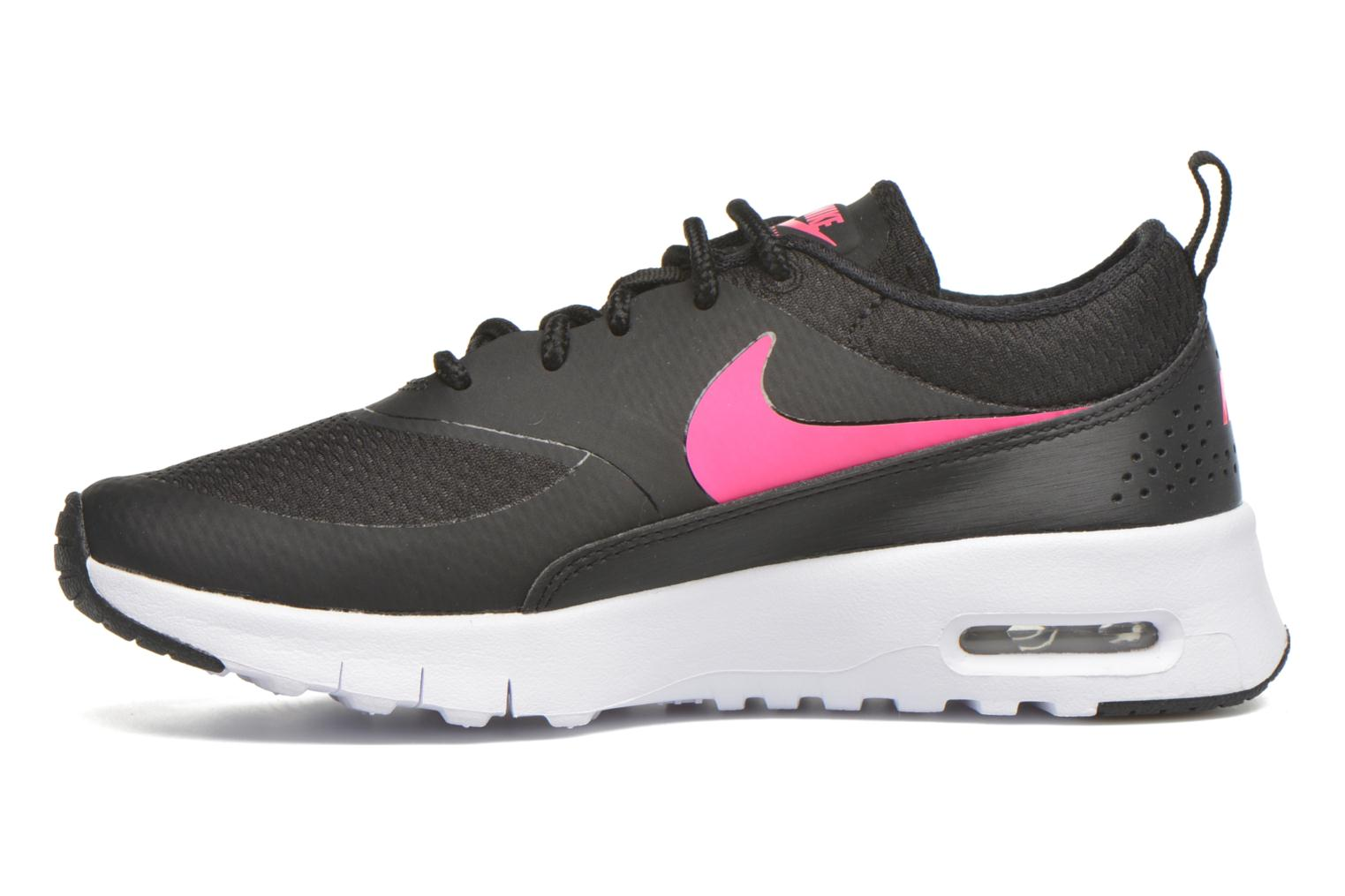 Baskets Nike Nike Air Max Thea (Ps) Noir vue face