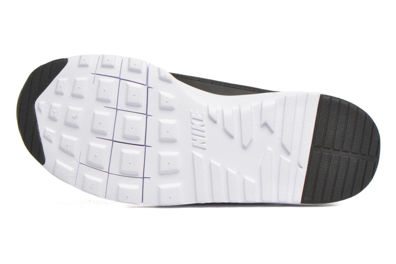 Sneaker Nike Nike Air Max Thea (Ps) schwarz ansicht von oben