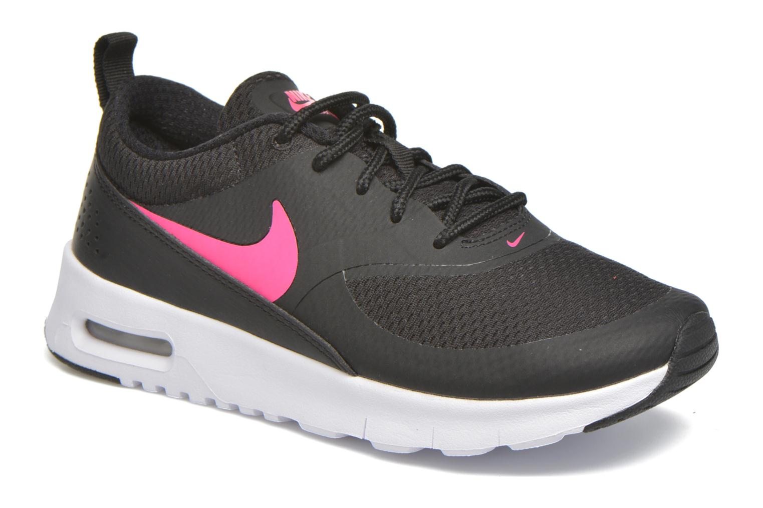 Nike Air Max Thea (Ps) BLACK/HYPER PINK-WHITE