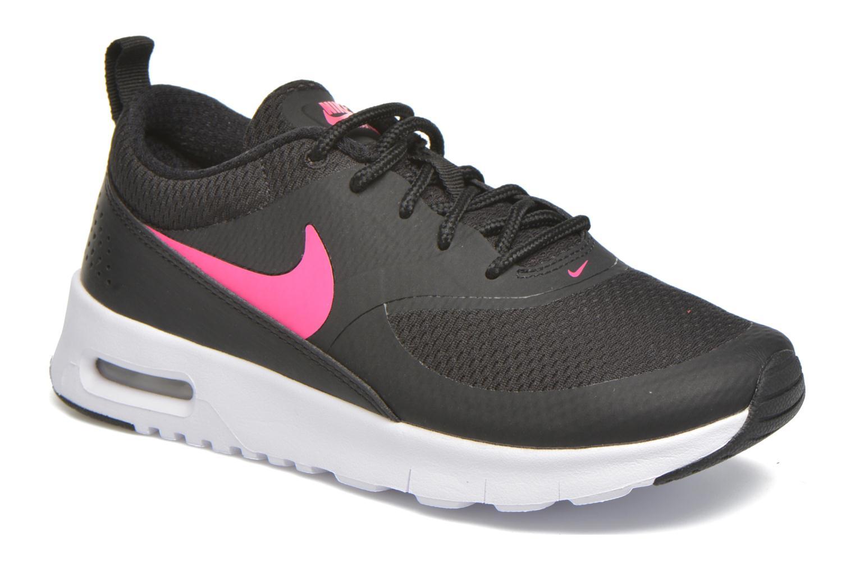 Nike Air Max Thea (Ps) BLACK/HYPER PINK-WHITE