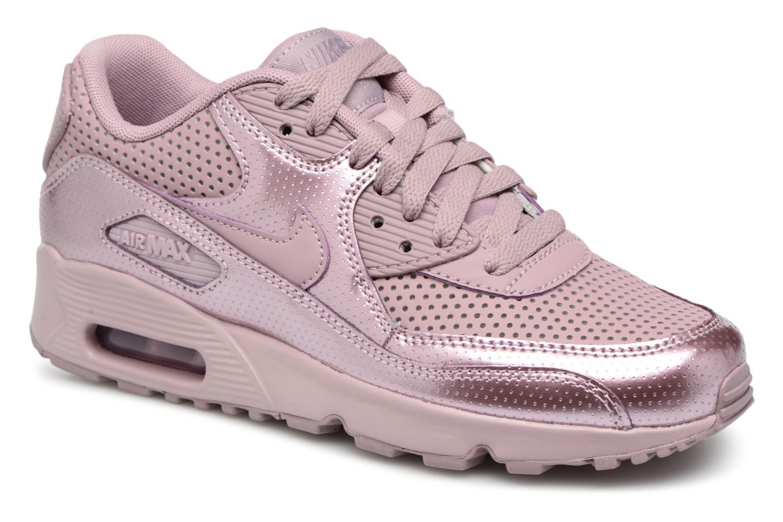 the best attitude d8c0f 6108d Sneakers Nike Nike Air Max 90 Se Ltr (Gs) Roze detail