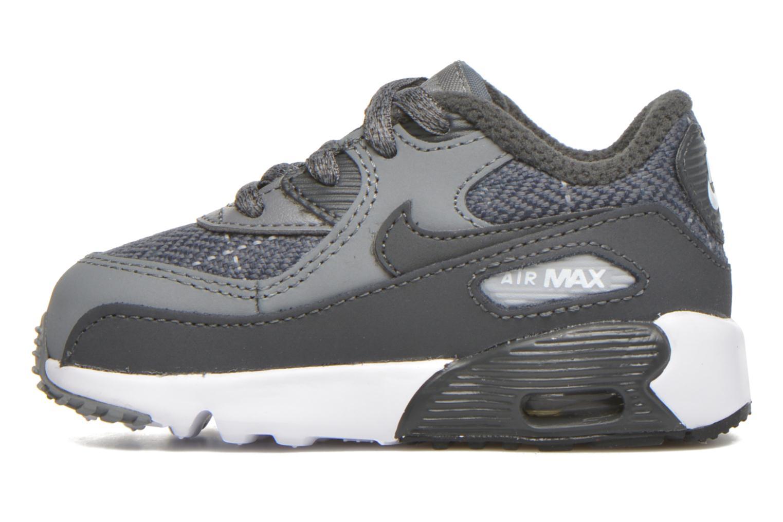Deportivas Nike Nike Air Max 90 Se Ltr (Td) Gris vista de frente