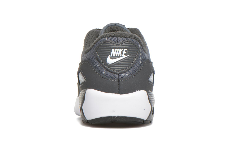 Deportivas Nike Nike Air Max 90 Se Ltr (Td) Gris vista lateral derecha