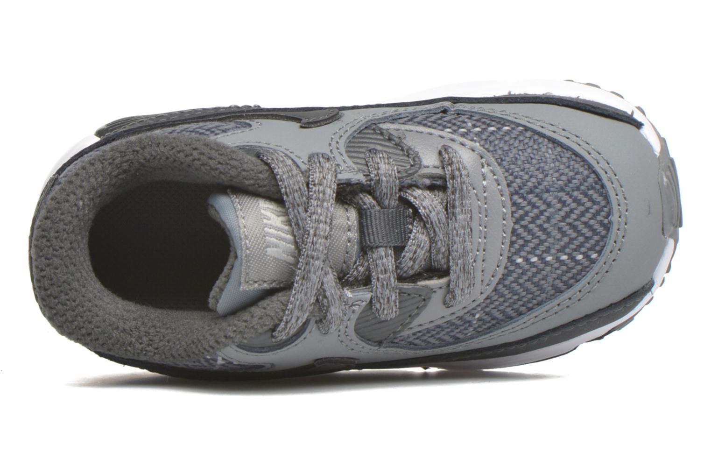 Deportivas Nike Nike Air Max 90 Se Ltr (Td) Gris vista lateral izquierda