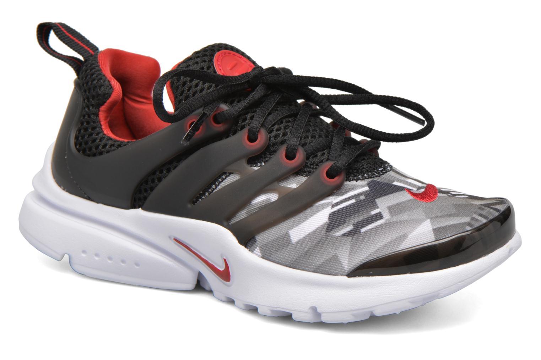 Sneaker Nike Nike Presto Print (Ps) schwarz detaillierte ansicht/modell