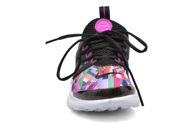Baskets Nike Nike Presto Print (Ps) Noir vue portées chaussures
