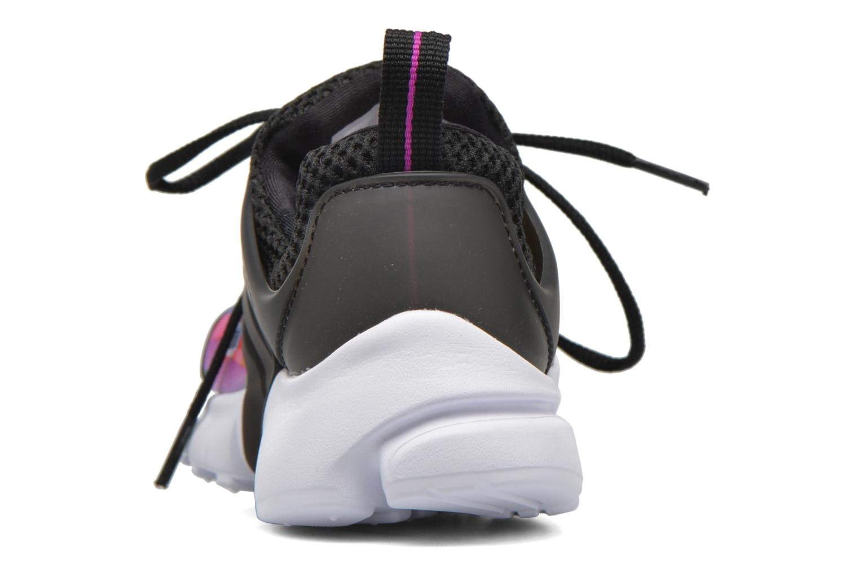 Baskets Nike Nike Presto Print (Ps) Noir vue droite
