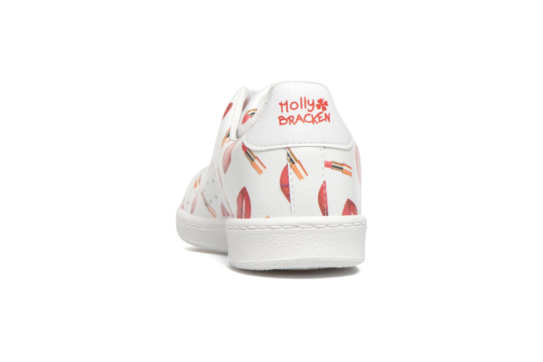 Sneakers Molly Bracken Julia Bianco immagine destra